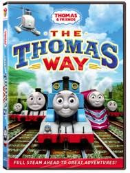 Enter to win the Thomas & Friends: The Thomas Way on DVD. Ends 12/17.