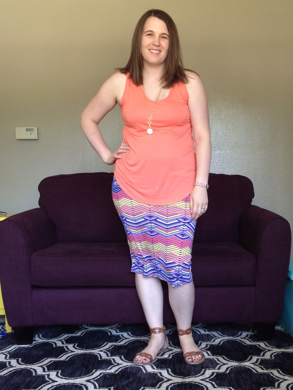 bybmg: What I've Been Wearing: Fourth Trimester Style 6.17 - photo#44