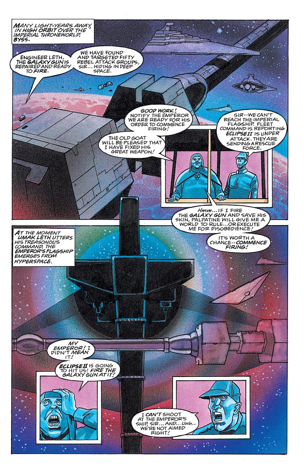 Read online Star Wars: Dark Empire Trilogy comic -  Issue # TPB (Part 4) - 55