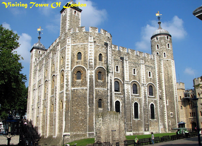 Visiting Tower Of London