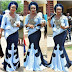 Dabonke Fashion Style: Creative And Gorgeous Aso Ebi Design