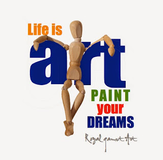 Paint your Dreams by Royal Gamut Art