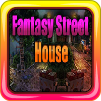 AvmGames Fantasy Street House Escape