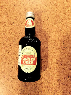 Flasche Fentimans Ginger Beer