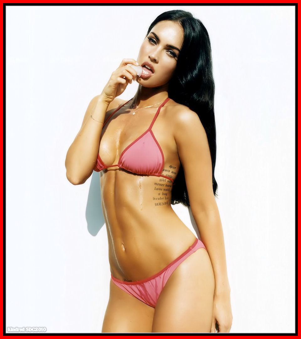 Megan Fox: A View From The Beach: Rule 5 Saturday