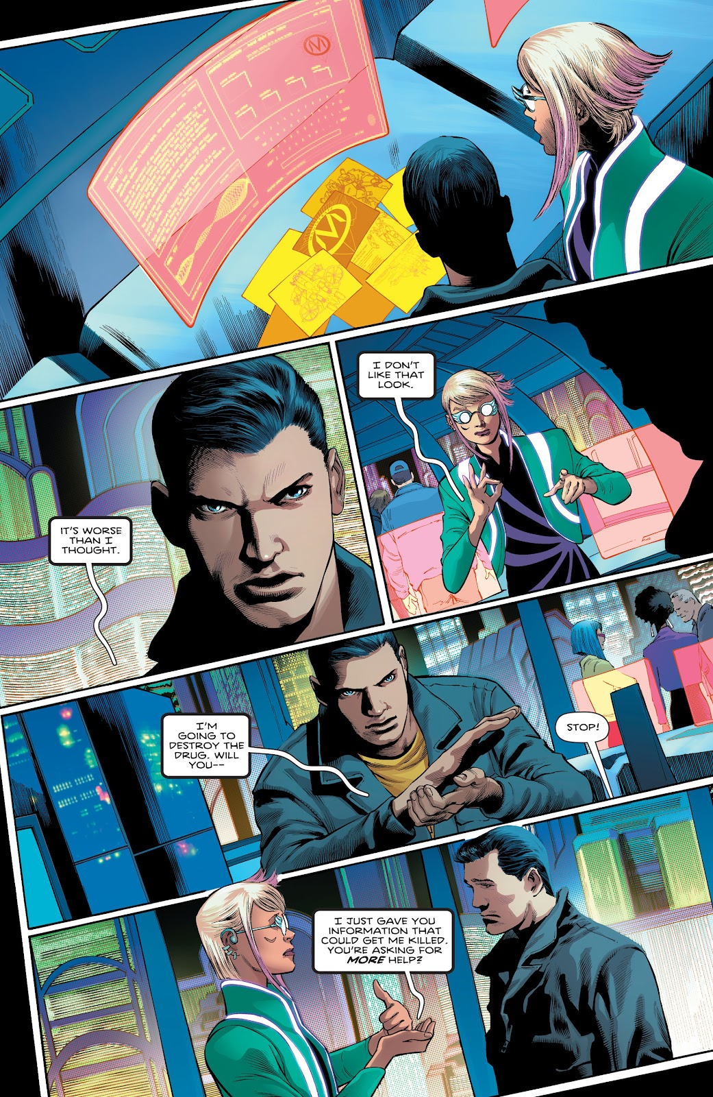 Future State: Robin Eternal issue 1 - Page 16