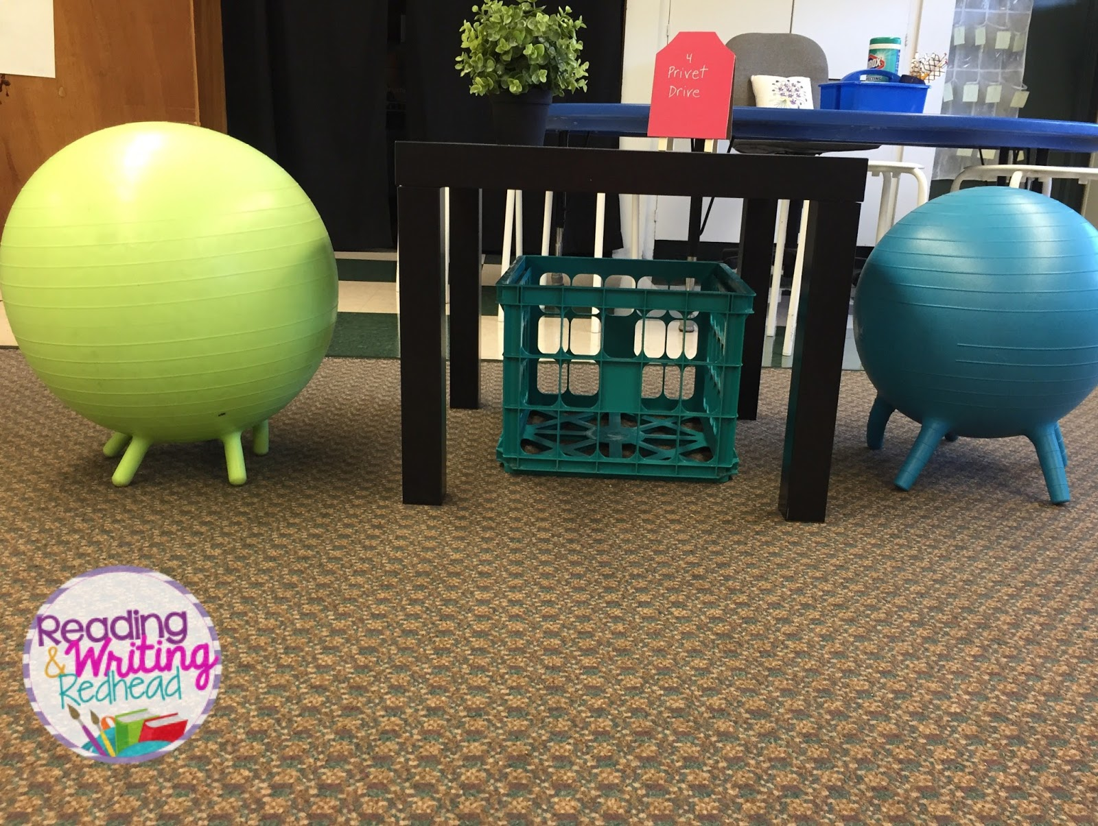 Stability Ball Chairs