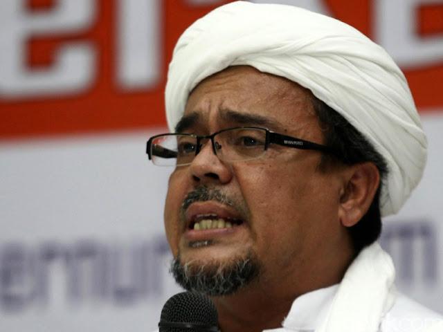 Visa Habib Rizieq di Saudi Sudah Habis dan Tak Lagi Punya Izin Tinggal