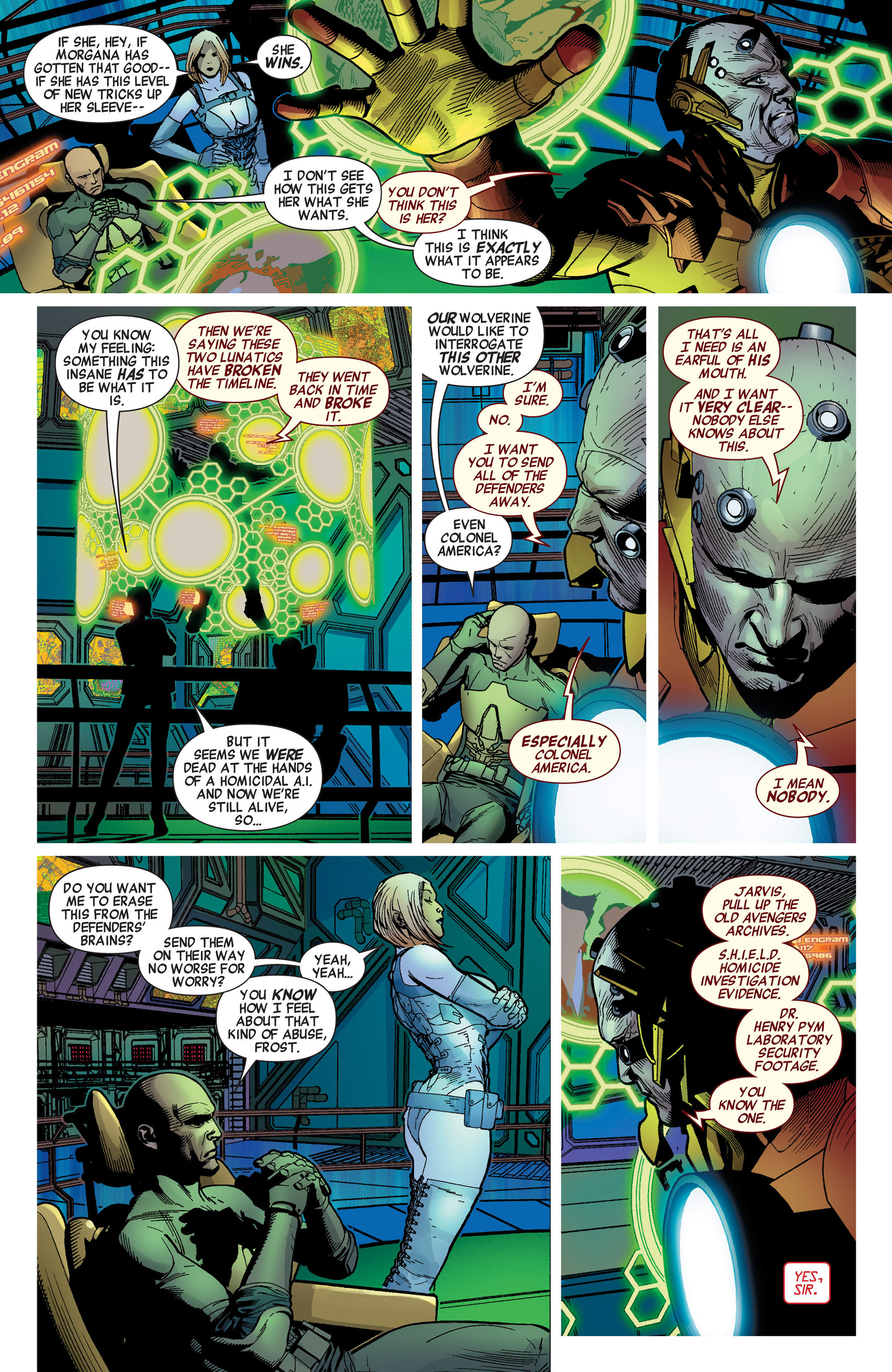 Read online Age of Ultron comic -  Issue #8 - 5