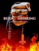 Poster de Burnt Offering