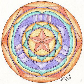 Cijfers Mandala Kleurplaten.Mandala Atelier Roepnaam Mandala S