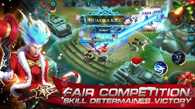 Mobile Legends Bang bang APK Mod Christmas