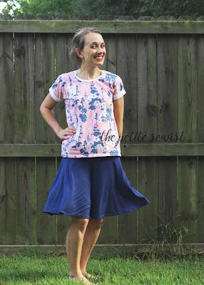 cora culottes sewing pattern