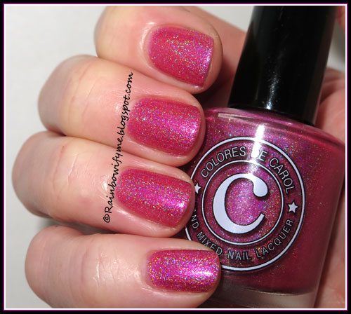 Colores de Carol ~ Discovery