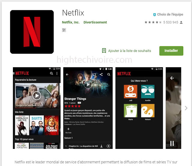 telecharger-netflix-android