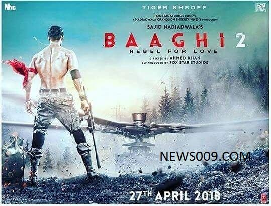 Baaghi 2 Tigershroff