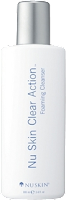 sabun pembersih wajah Nu Skin Clear Action cleanser anti jerawat