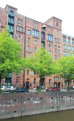 Kaffeemuseum in Hamburg Speicherstadt