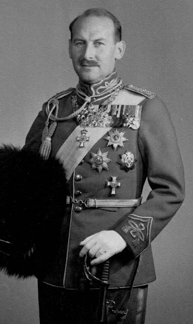 Prince Peter of Greece and Denmark