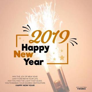 Happy Prosperous 2019
