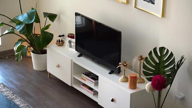 IKEA Byas TV Stand