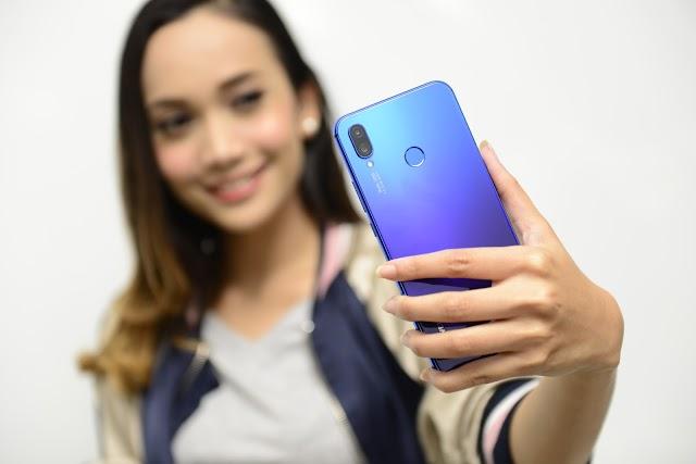 Huwaei Nova 3i, Smartphone Idaman Tukang Ledeng
