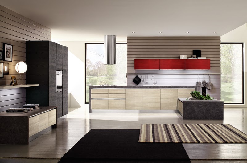 Sistemas de apertura para muebles altos por cu l for Muebles altos de cocina