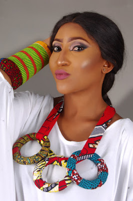 Nollywood Actress Kemi Stone Drops Hot New Photos Ahead Of Fashion Line & Travel Show Launch