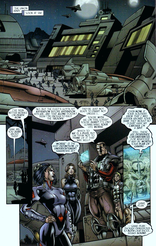 Read online Sigil (2000) comic -  Issue #15 - 20