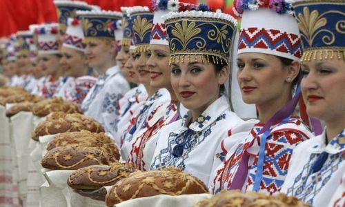 в Белоруссии сложилась уникальная самобытная культура