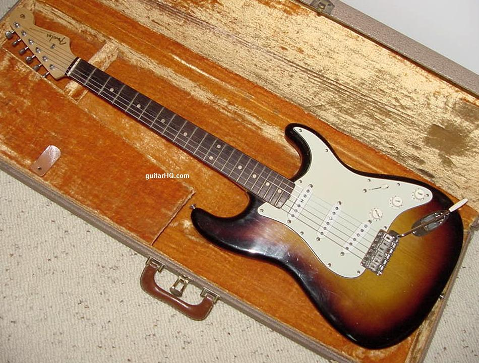 Guitar EUREKA!: Fender Guitars A Brief History  the 1950's