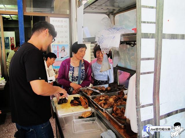 IMG 0124 - 【台中美食】曾氏幸福 | 隱藏於台中國立美術館對面的中信市場得排隊美食| 滷味必吃| 魷魚羹麵|羊肉羹麵|台中美食|熱血台中|