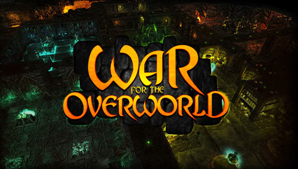 War for the Overworld v12731 Incl 4 DLCs Free Download