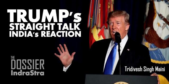 Trump's Straight Talk: India's Reaction