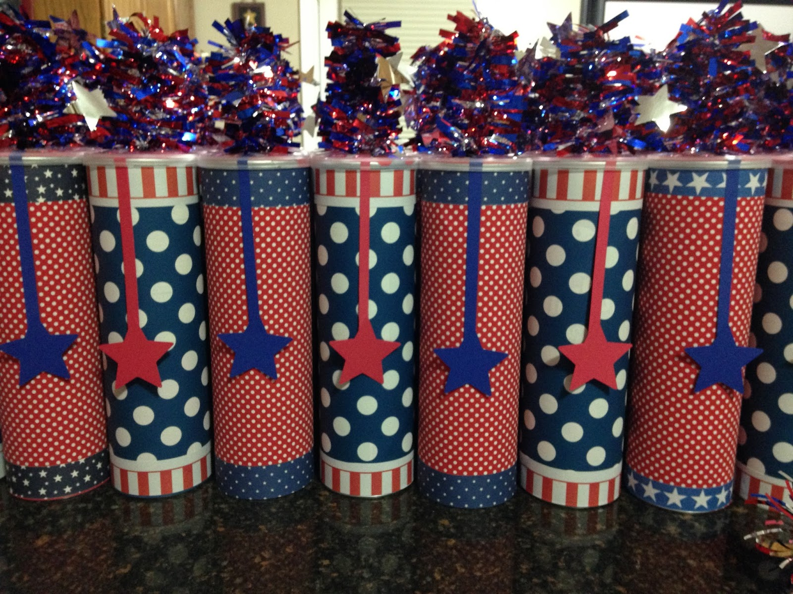CreateJoy2Day: Red, White, and BOOM - photo#44