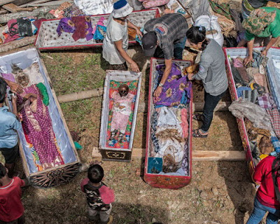 Image result for toraja funeral practices
