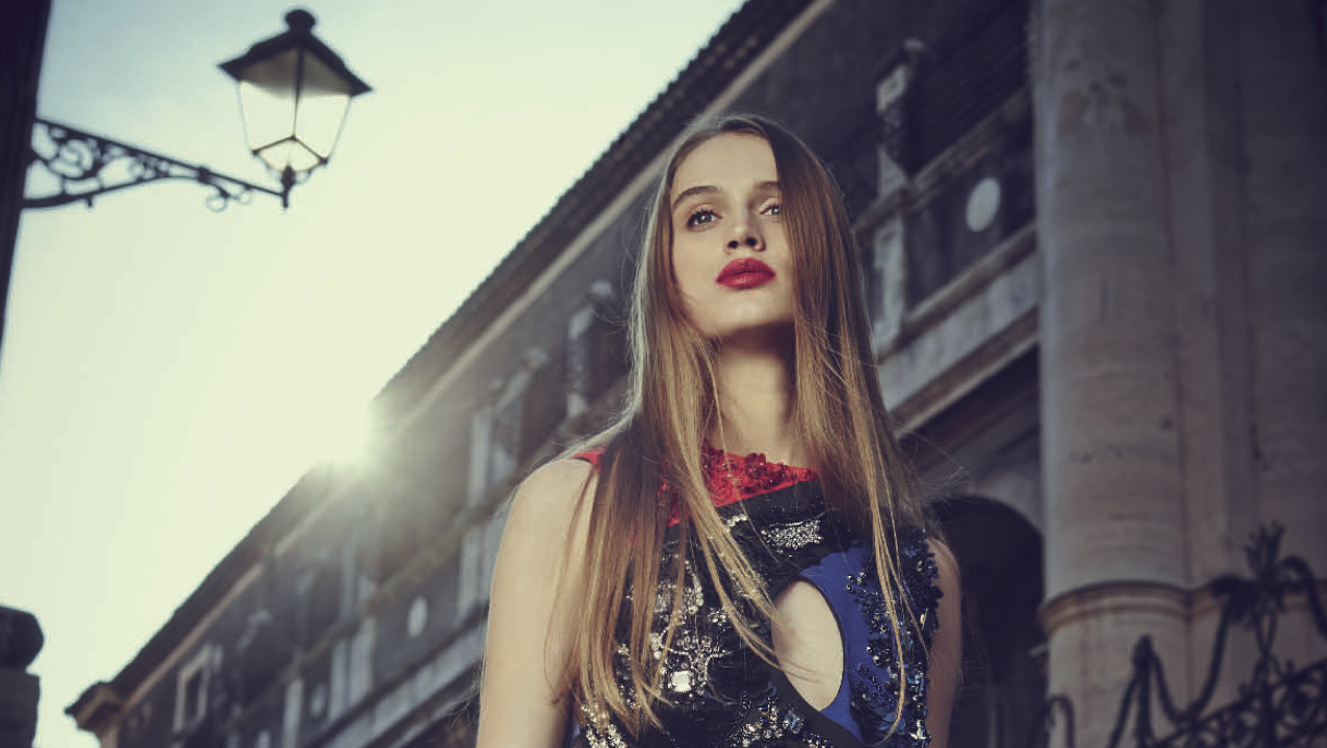 city map: jenia ierokhina by taki bibelas for d la repubblica 15th march 2014
