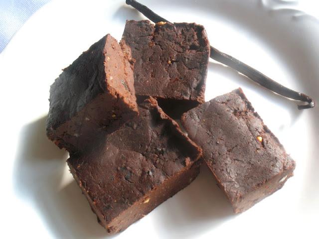 Black Bean Cocoa Fudge