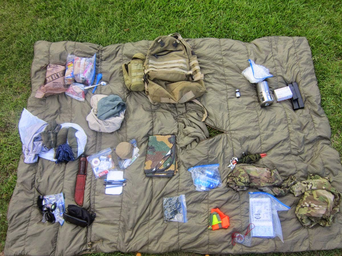 fort campbell air assault packing list