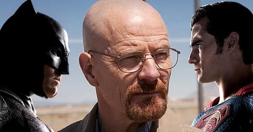 Bryan Cranston sí estaba considerado para ser Lex Luthor