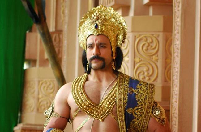 Mahabharat (2013 TV series): Characters
