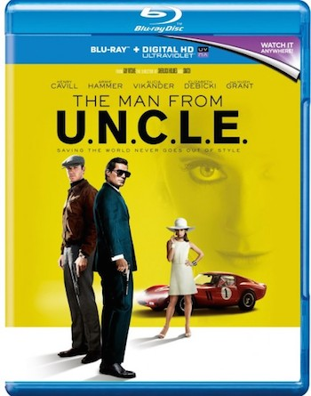 The Man from U N C L E 2015 English BluRay Download
