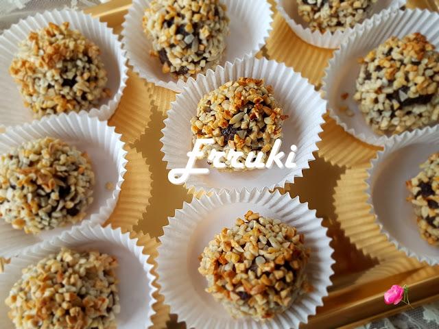 """Ferrero"", bombones salados"