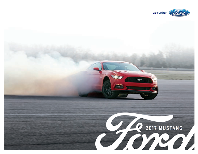 Downloadable 2017 Ford Mustang Brochure from North Brothers Ford
