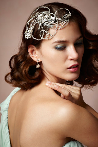 great gatsby style hair accessories deanna nash events great gatsby esque hair accessories 7346