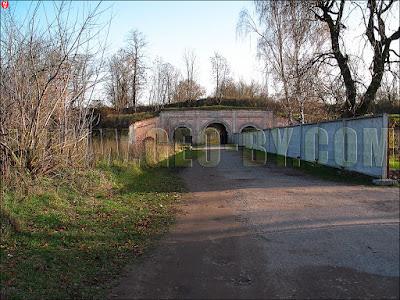 Южные ворота в Бресткую крепость