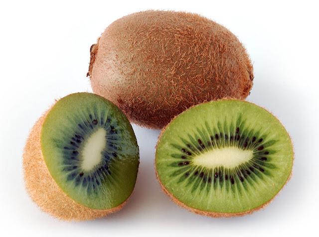 Kiwi rico en antioxidantes