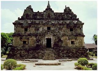 Candi Sari. Magelang, Jawa Tengah.