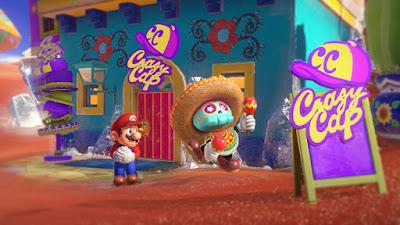 Mario regresa a un nuevo mundo para el Switch en Super Mario Odyssey