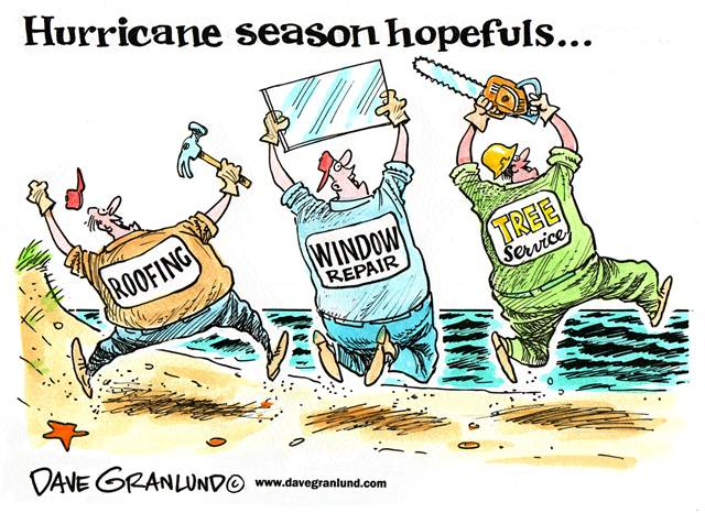Hurricane Season Stronger Than Expected State Roofing